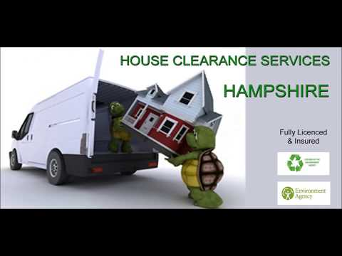House Clearance Hampshire   07407 399427