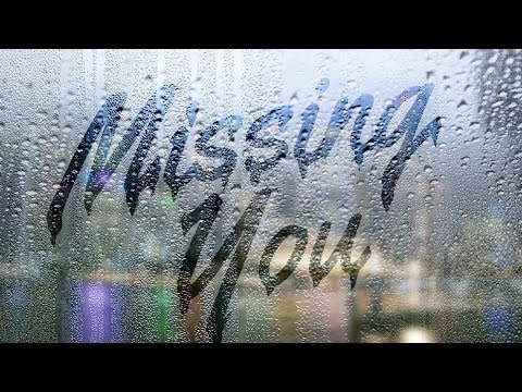 Photoshop Tutorial: Rain Text!  How to Write on a Foggy, Rainy Window Pane