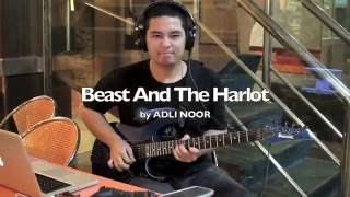 Beast And The Harlot (Guitar Solo Cover) by Adli Noor