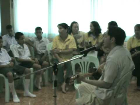 Playing for Thai School Children 2007 - Questioning Existence (1/2)