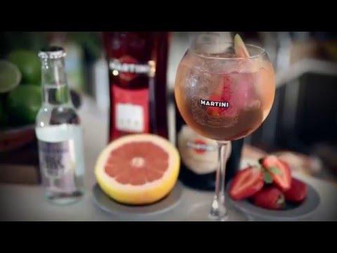 Martini Rosato Spritz   How To Mix   Drinks Network