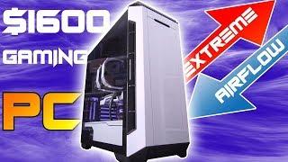 $1600 Gaming PC Timelapse Build [RTX 2070 & Intel i5 8400]