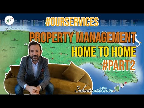 Property Management, Home to Home, Salento by Davide Mengoli - Part 2