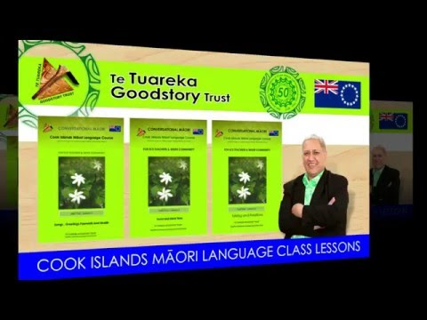 Cook Islands Reo Māori Lessons #8