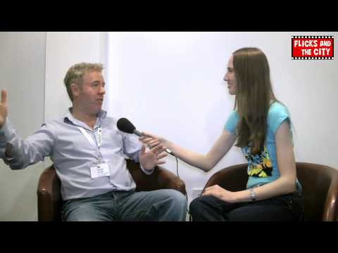 Kingsman: The Secret Service Interview with creator Mark Millar