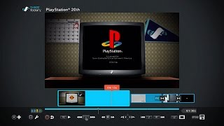 PlayStation 20th Anniversary ShareFactory Theme Preivew All Intros Titles Outros PS1 PS2 PS3 PS4