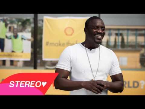 Akon-Let it Burn(new clip 2016)