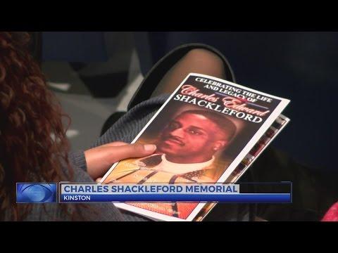 Hundreds gather in Kinston for former NBA player, Charles Shackleford's memorial service