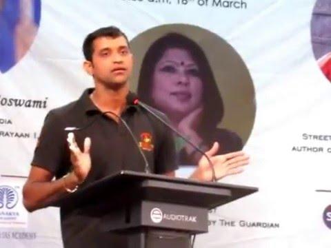 Amin Sheikh Motivational Speech at ASSAM ENGG COLLEGE Part 1- Vis-a-Vis