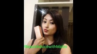 Lakme 9 To 5 Flawless Makeup Foundation Review BeautiAdvicewithMalini