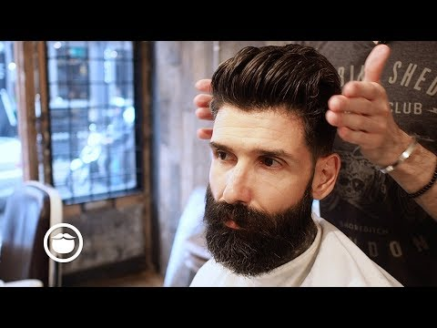 The Best Haircut Thats Easy to Style: Natural Side Part