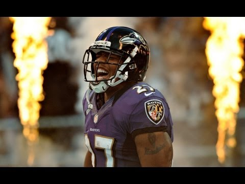 Ray Rice #27 (Baltimore Ravens) | HD
