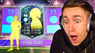 I PACKED THE BEST FUTURE STAR!! (FIFA 21 PACK OPENING)