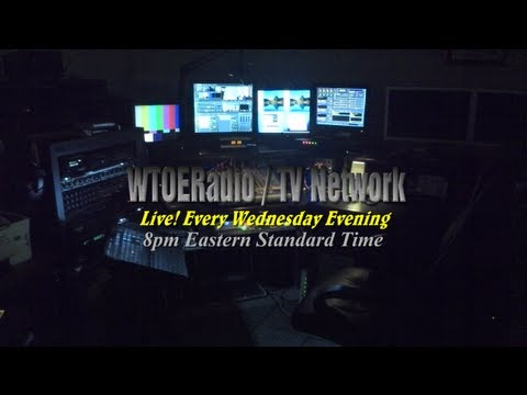 LIVE! Weekly Broadcast for Aug. 7, 2013