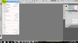 Photoshop Tutorial: Basics of Photoshop - Part 1 (Tamil)