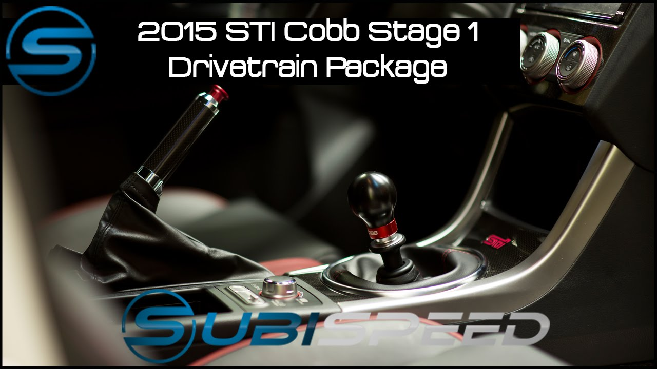subispeed 2015 sti cobb stage 1 drivetrain package. Black Bedroom Furniture Sets. Home Design Ideas