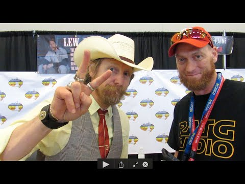 RATG Radio  with The Walking Dead's Lew Temple