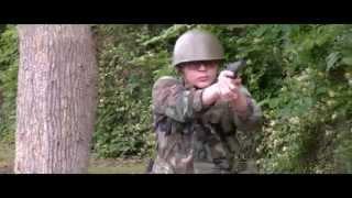 Gun Fire and Ricochet Test