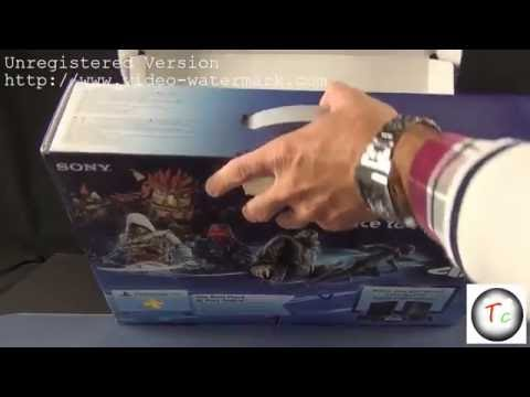 Sony PS4 500gb Unboxing New