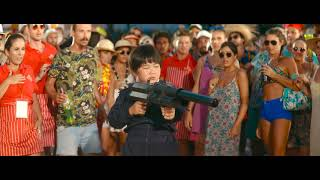 End Credits Scene – Barb and Star Go to Vista Del Mar (2021)