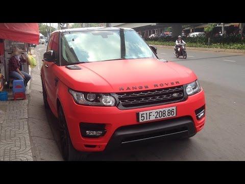 chi tiết Range Rover Sport Autobiography