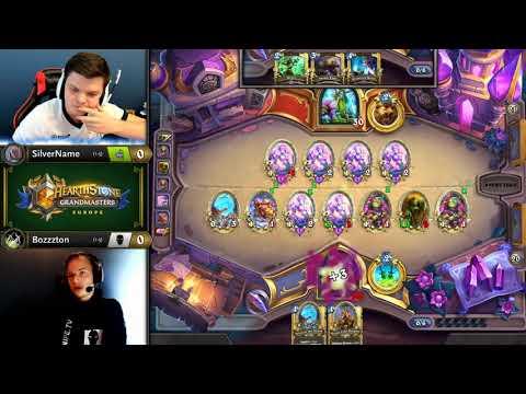 VOD: Bozzzton vs Silvername - GrandMasters 2019 S1 - Game 2