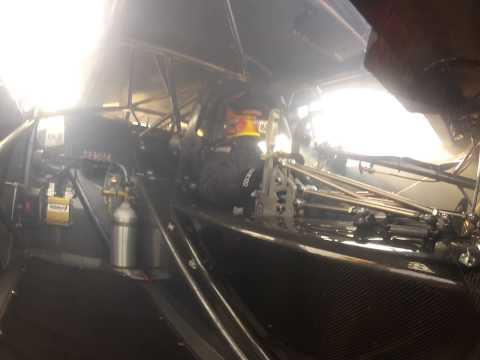 NHRA Pro Stock Run with GoPro at 4 Wide 2012.MP4