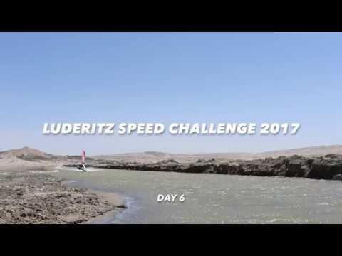 Luderitz Speed Challenge 2017 Day 5