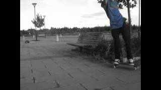 Colorsplash Test - bs Boardslide