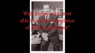 Walt Disney - Biography