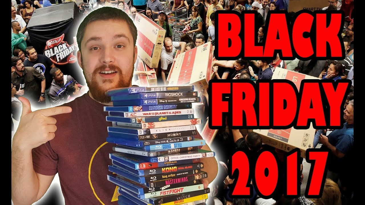 Black Friday Haul 2017 20 Blu Rays Funko Pop Chase And