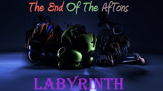 FNAF SFM The End Of The Aftons CG5 Labyrinth