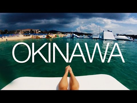 JAPAN's Best SUMMER VACATION, OKINAWA: Beaches & Babes