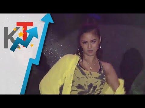 Kapamilya dance idols do the Banana dance challenge with the viral girl group Girls