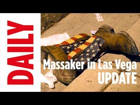 Massaker in Las Vegas: Die Suche nach dem Motiv  - BILD Daily Spezial 03.10.17