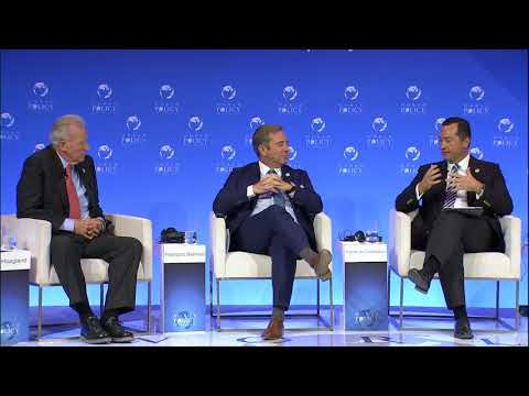 WPC 2017 - Plenary session 7: The future of transportation: connectivity and governance