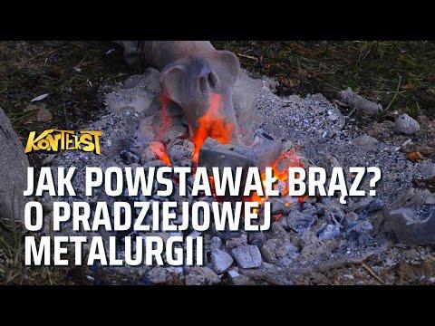 Dziewczyny lubią brąz? O pradziejowej metalurgii - Kamil Nowak, Albin Sokół   KONTEKST 38