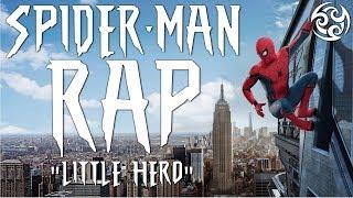 "♫ SPIDER-MAN RAP [PL] - ""Little Hero"" | Slovian (prod. Flobeatz)"