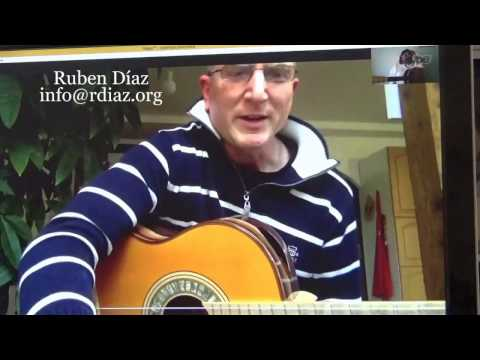 Zyryab Skype Lesson (Demo) with Lior /Learning Paco de Lucia online /Ruben Diaz Free-flamenco guitar