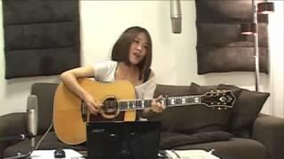 2012/9/9(日) 森恵さんのUSTREAMライブより Megumi Mori is a rising ...