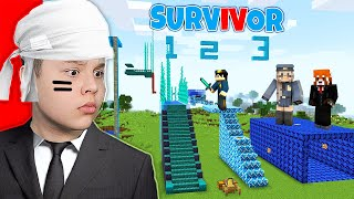 SURVIVOR ROMANIA pe MINECRAFT YOUTOPIA!