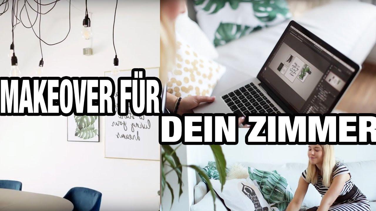 Deko Mobel Hacks Fur Dein Zimmer I Tumblr Inspired Diys Room