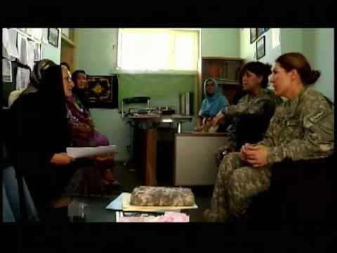 Kentucky ADT Empowers Women in Parwan Province