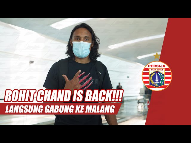 ROHIT KEMBALI!!! Macan Kemayoran Berangkat ke Malang | Awayday Vlog
