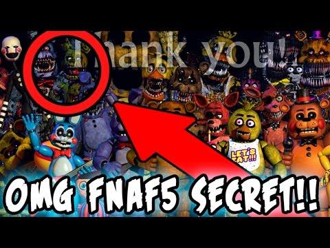 Be fnaf 5 or some kind of game trailer hd fnaf 5