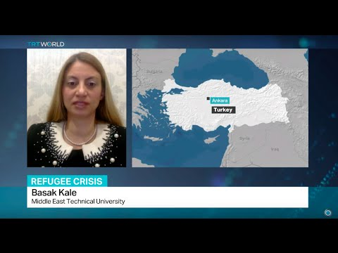 Interview with Basak Kale from Middle East Technical University on refugee crisis