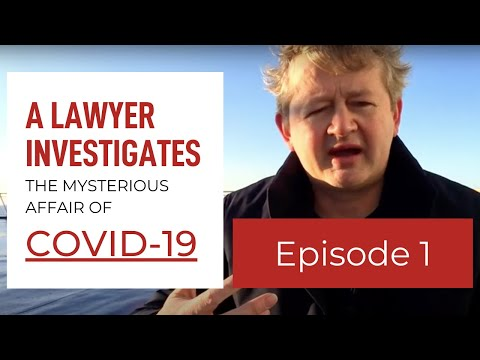A Lawyer Investigates. The Law and the Corona Virus - Episode 1: Warsaw