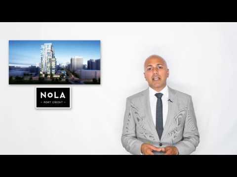 Nola Condos in Port Credit - Mississauga Water Front - Luxury Condos