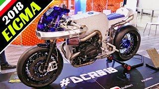 EICMA Milano 2018 Highlights - Kawasaki, Suzuki, Honda, BMW, Harley-Davidson, Indian & More!