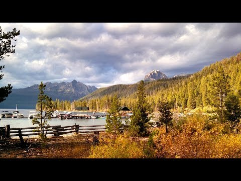 Redfish Lake Lodge Tour | Sawtooth National Recreation Area